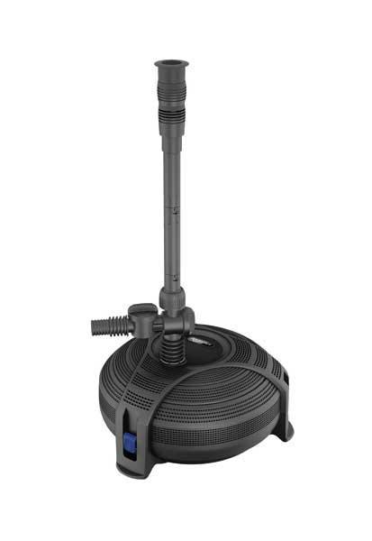 Aquajet pump mag drive pumps pond pumps water garden for Small pond pump filter combo