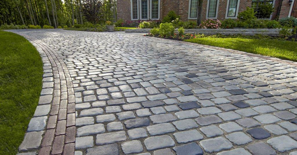 Courtstone Pavers Pavers Amp Retaining Walls Niemeyer