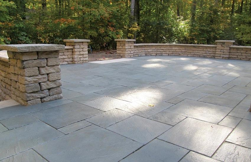 Dimensional Flagstone Pavers Pavers Amp Retaining Walls