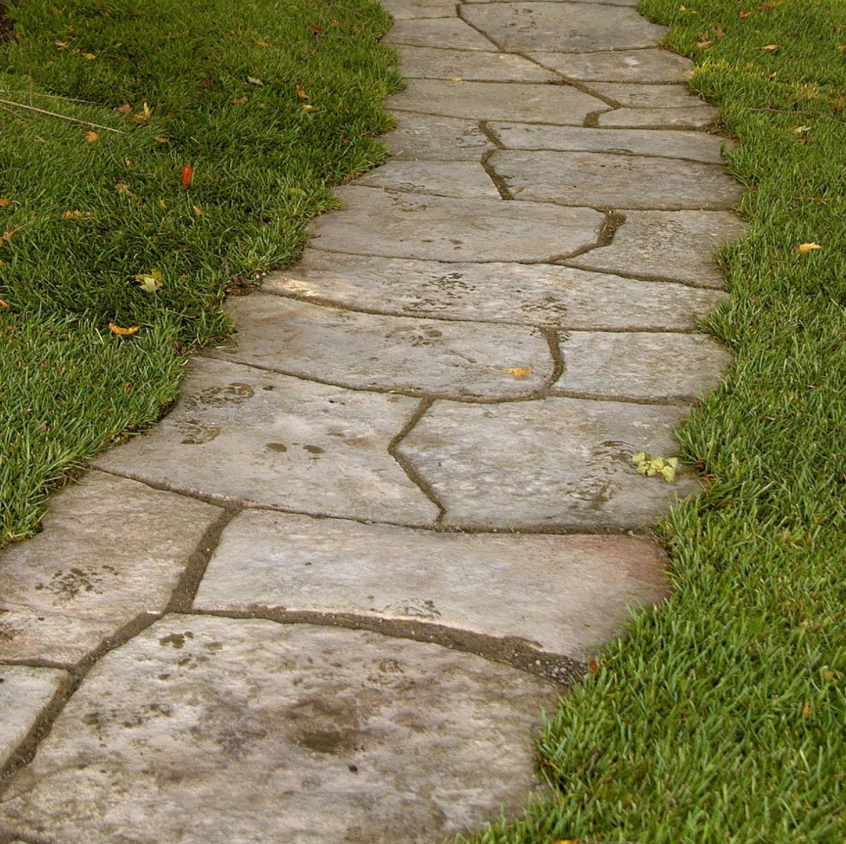Flagstone Patio Pavers : Flagstone patio pavers pictures and