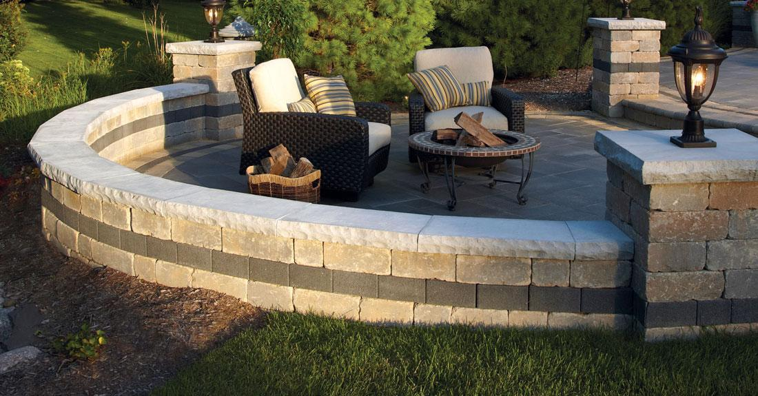 Ledgestone Coping Coping Pavers Amp Retaining Walls