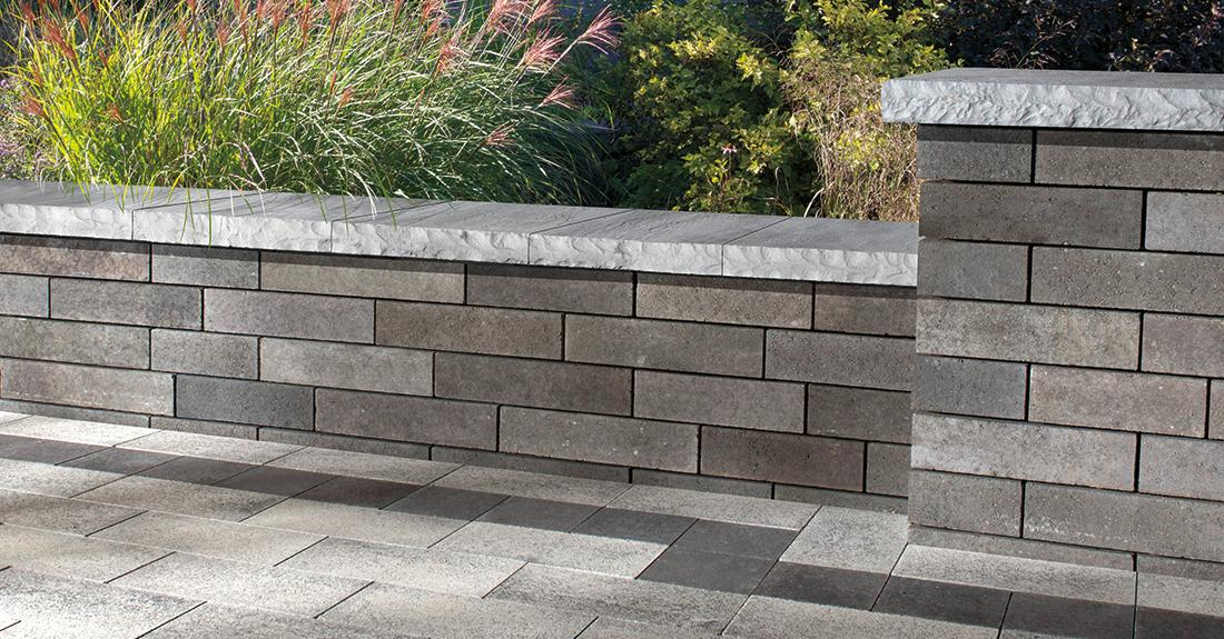 Large Concrete Retaining Wall Blocks