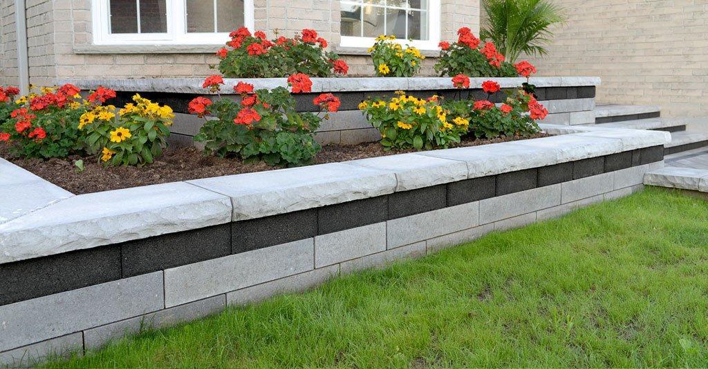 Landscape Blocks For Raised Beds