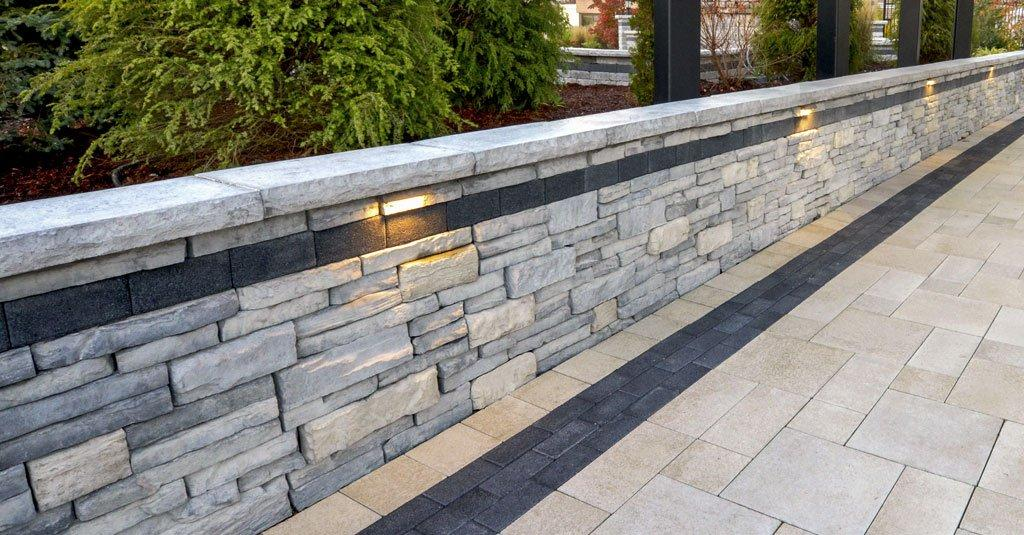 Rivercrest Wall Walls Amp Verticals Pavers Amp Retaining