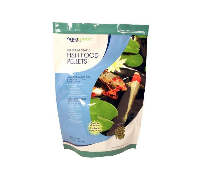Staple Fish Food Fish Care Food Water Garden Water