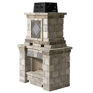 Cordova Fireplace Outdoor Kits Outdoor Living