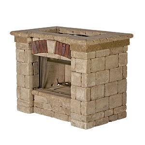 Tuscany Gas Fireplace Outdoor Kits Outdoor Living Niemeyer 39 S Landscape Supply Northwest