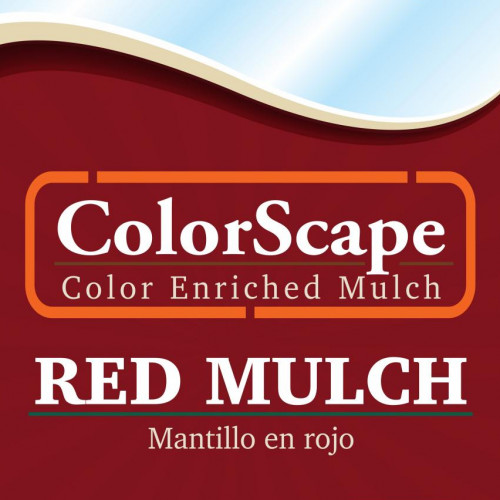 Bag Red Mulch