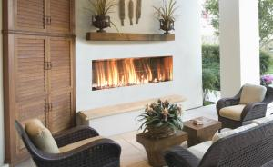 Kalea Bay Linear Fireplace