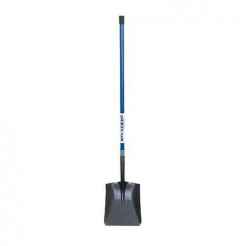 Long Handle Fiberglass Flat Shovel