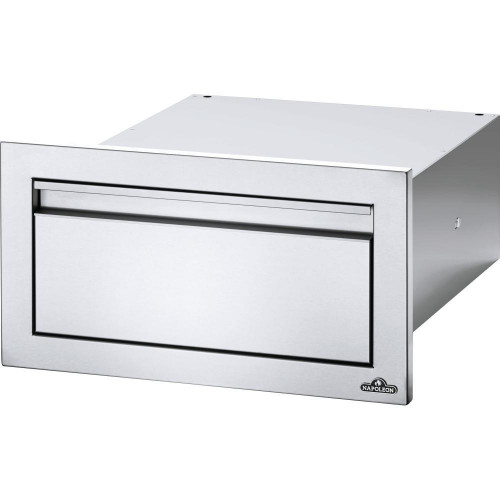 Napoleon 18-Inch Stainless Steel Single Drawer