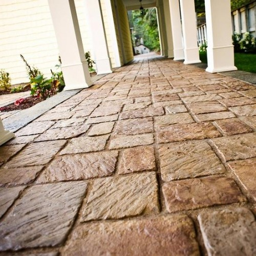 Mission Pavers