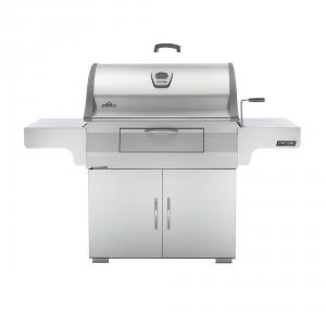 Professional Freestanding Charcoal Grill
