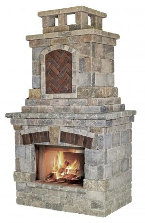 Tuscany Fireplace
