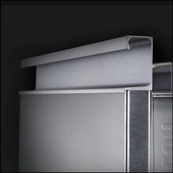 Napoleon 30-Inch Stainless Steel Double Door