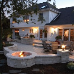Olde Quarry Wall Walls Amp Verticals Pavers Amp Retaining