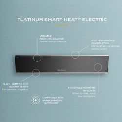 Bromic Platinum Smart-Heat Electric Heater